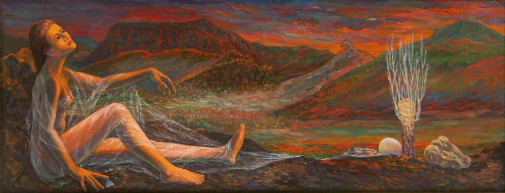 Night, Original Paintings,