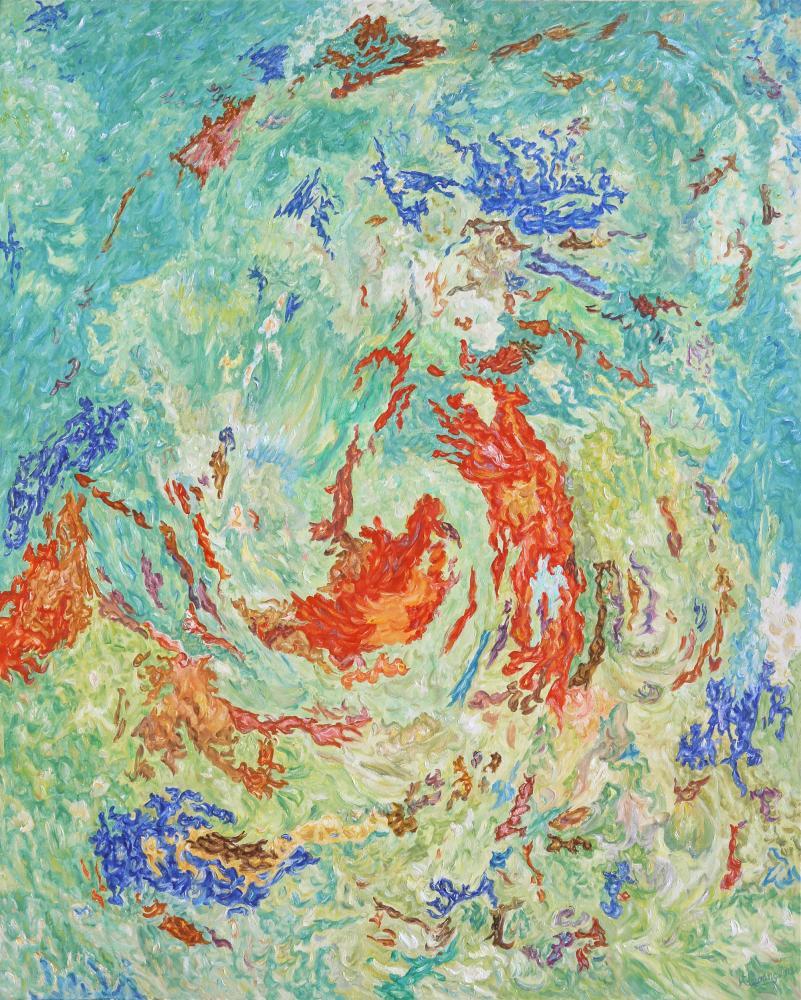 Feelings  Vortex, Original Paintings, , kanvas tablo, canvas print sales