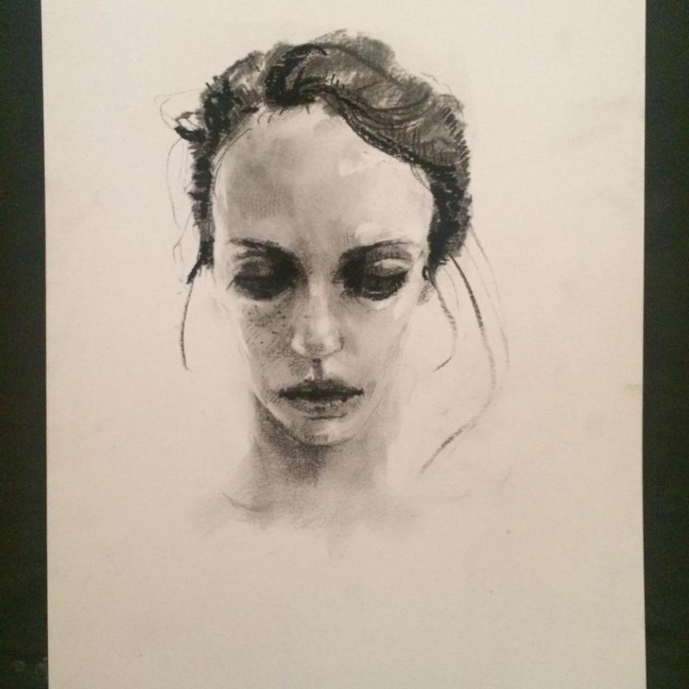 Kadın 3, Orijinal Tablolar, , kanvas tablo, canvas print sales