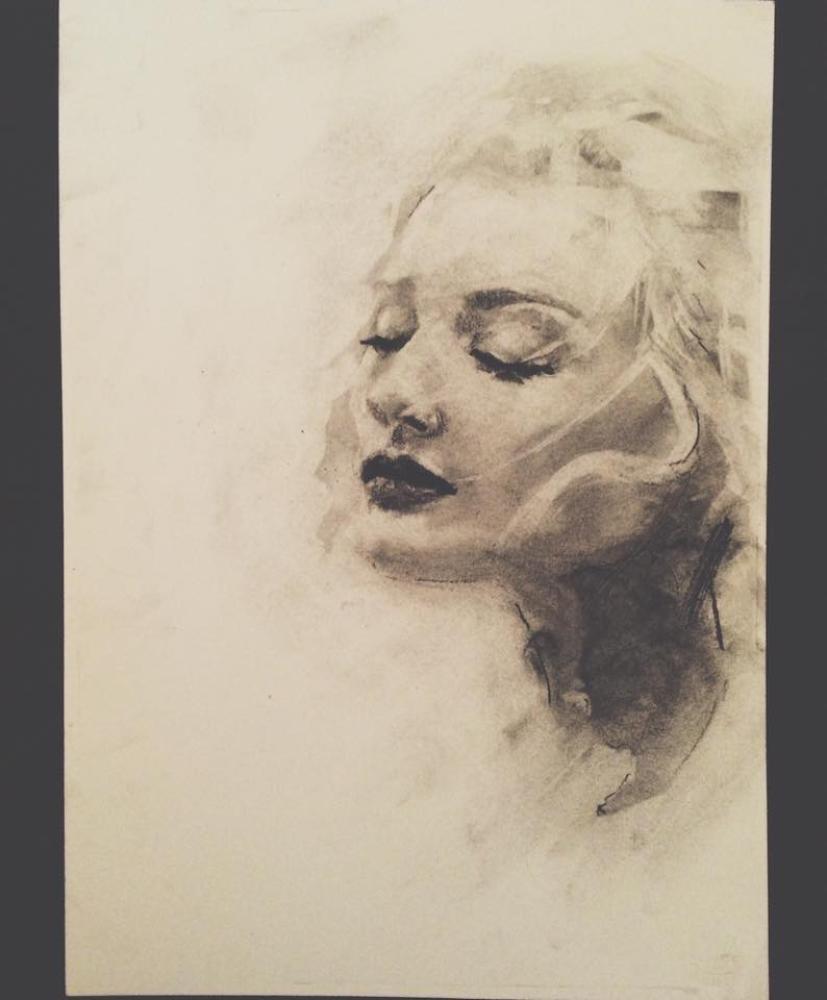 Woman 4, Original Paintings, , kanvas tablo, canvas print sales