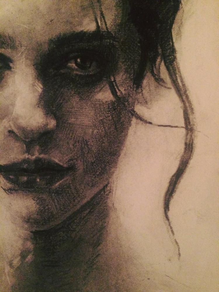 Kadın 2, Orijinal Tablolar, , kanvas tablo, canvas print sales
