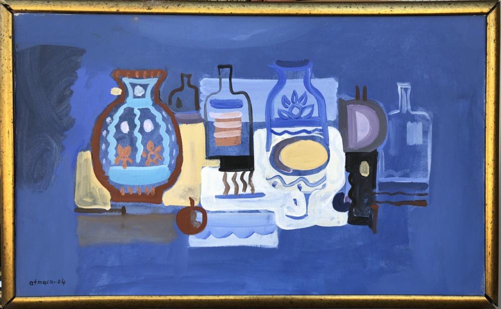 Ali Atmaca's Paintings, Original Paintings,
