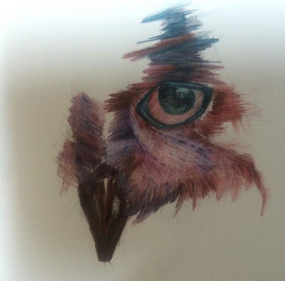 Hunter, Original Paintings, , kanvas tablo, canvas print sales