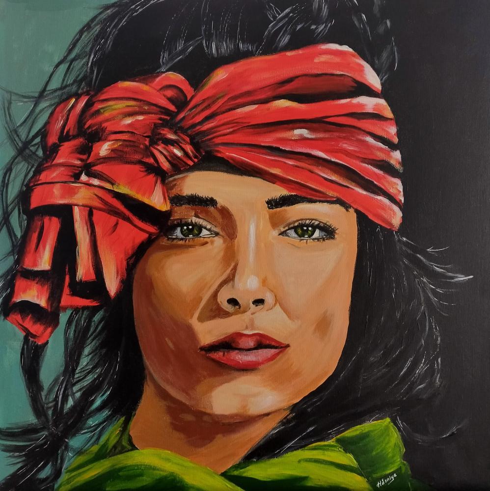 Proud, Original Paintings, , kanvas tablo, canvas print sales