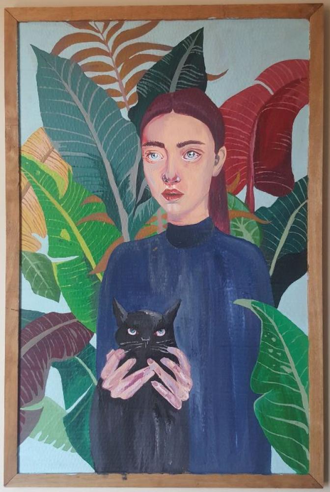 Lamazi, Original Paintings, , kanvas tablo, canvas print sales
