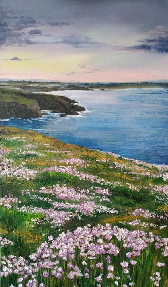Sunset, Original Paintings, , kanvas tablo, canvas print sales