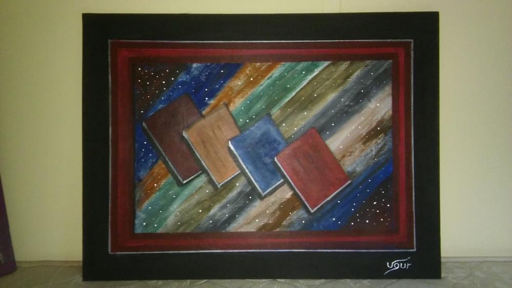 okumak, Orijinal Tablolar, , kanvas tablo, canvas print sales