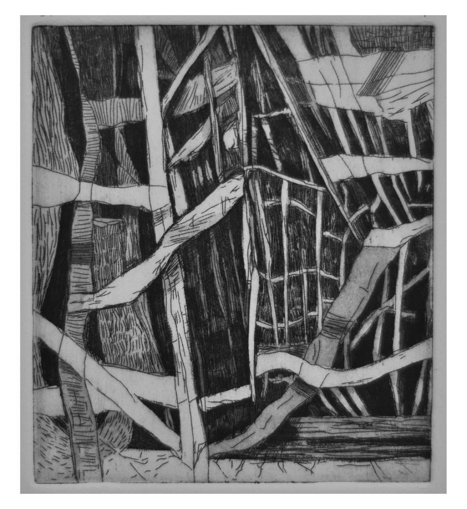 Gravure printing 8, Original Paintings, , kanvas tablo, canvas print sales