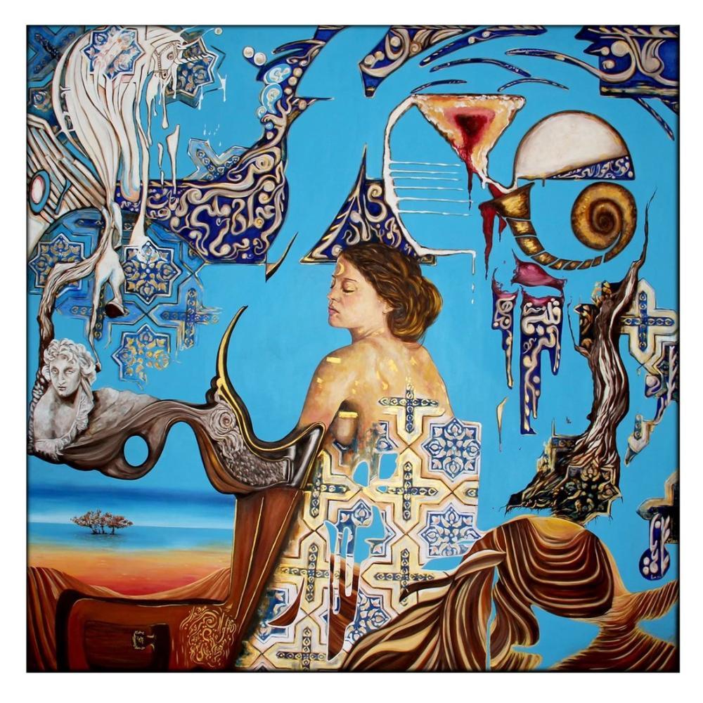 Cosmos, Dekoratif El Sanatları, , kanvas tablo, canvas print sales