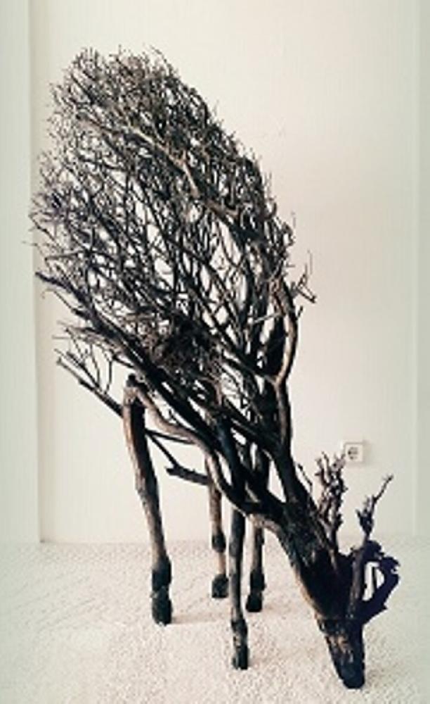 Deer, Sculpt, , kanvas tablo, canvas print sales