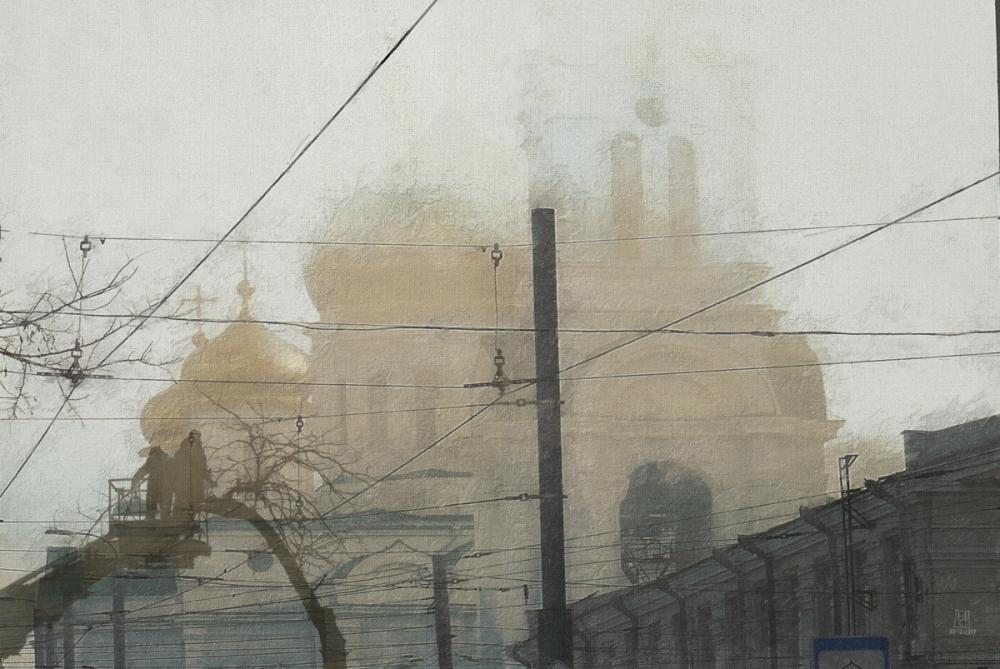 Central Cathedral, Digital, , kanvas tablo, canvas print sales