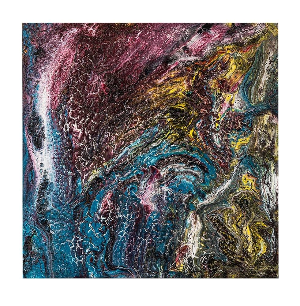 Alien, Original Paintings,