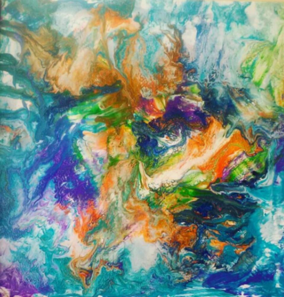 The Dora, Original Paintings, , kanvas tablo, canvas print sales