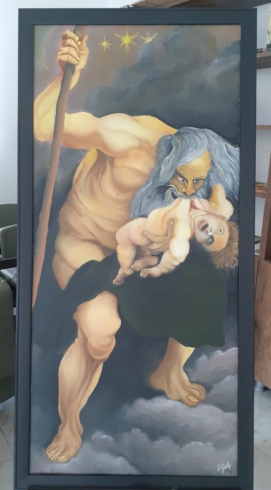 Kronos, Saturn Eating Your Children, Reproduction Paintings, , kanvas tablo, canvas print sales