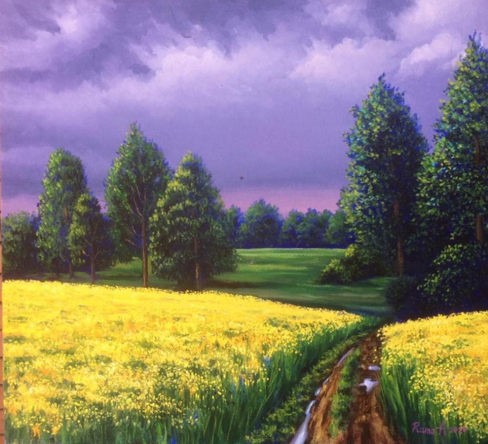 Tone of nature, Original Paintings, , kanvas tablo, canvas print sales