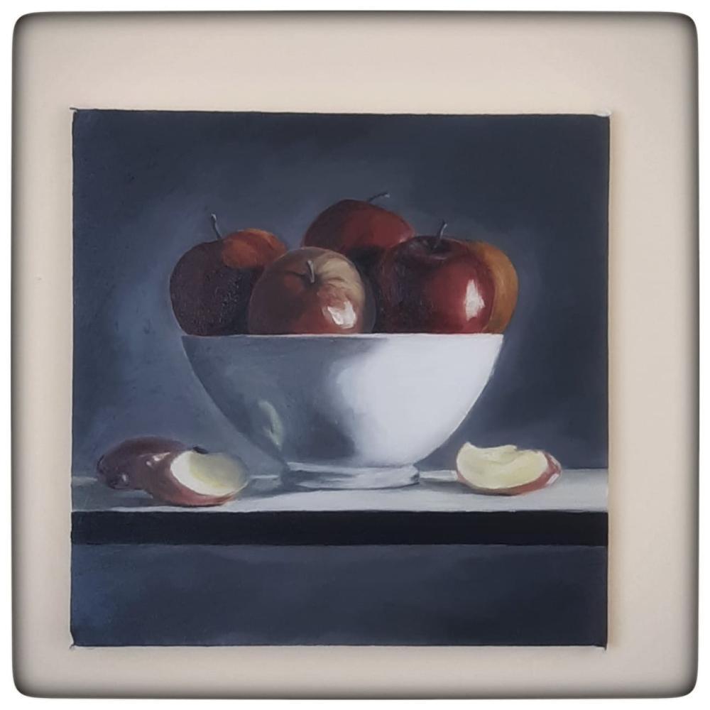 Gorgeous Apples, Reproduction Paintings, , kanvas tablo, canvas print sales