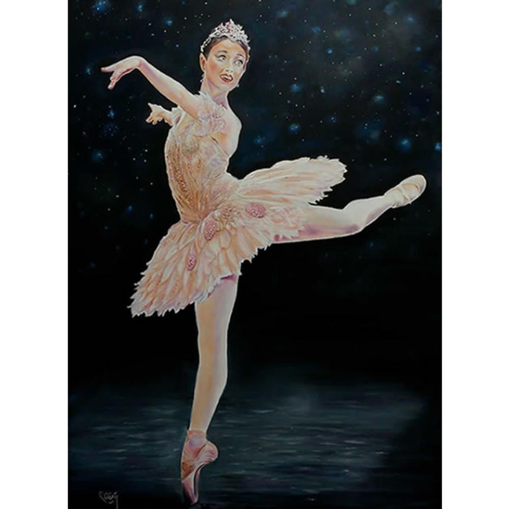 Ballerina, Original Paintings,