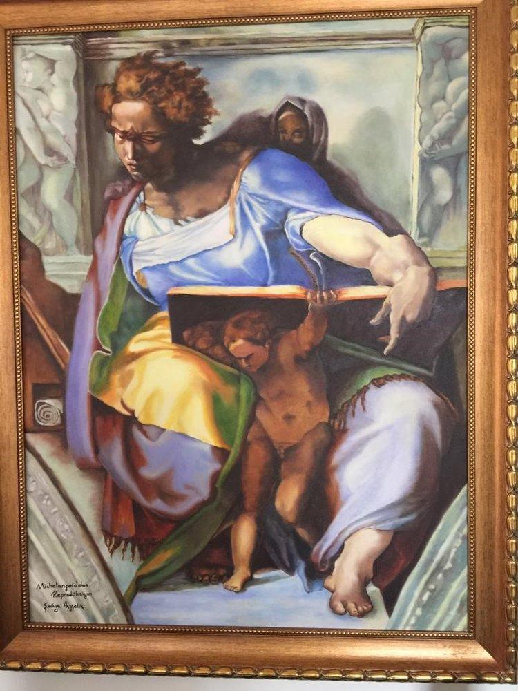 David and Goliath, Reproduction Paintings, , kanvas tablo, canvas print sales