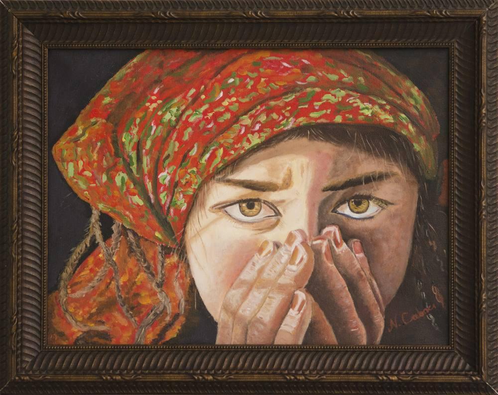 Wonder, Original Paintings, , kanvas tablo, canvas print sales