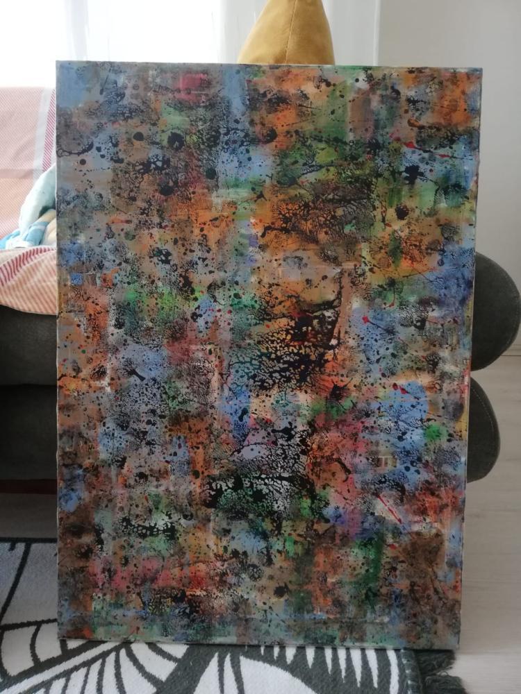 Aşk 10, Original Paintings,