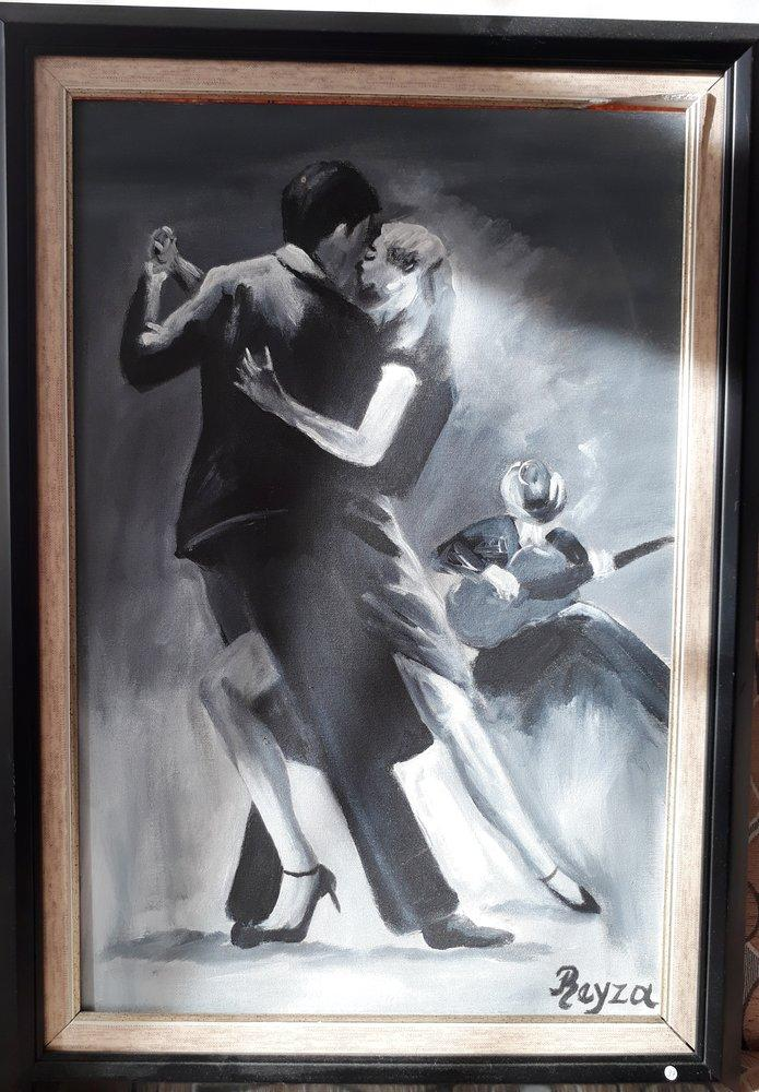 Dancing, Original Paintings, , kanvas tablo, canvas print sales