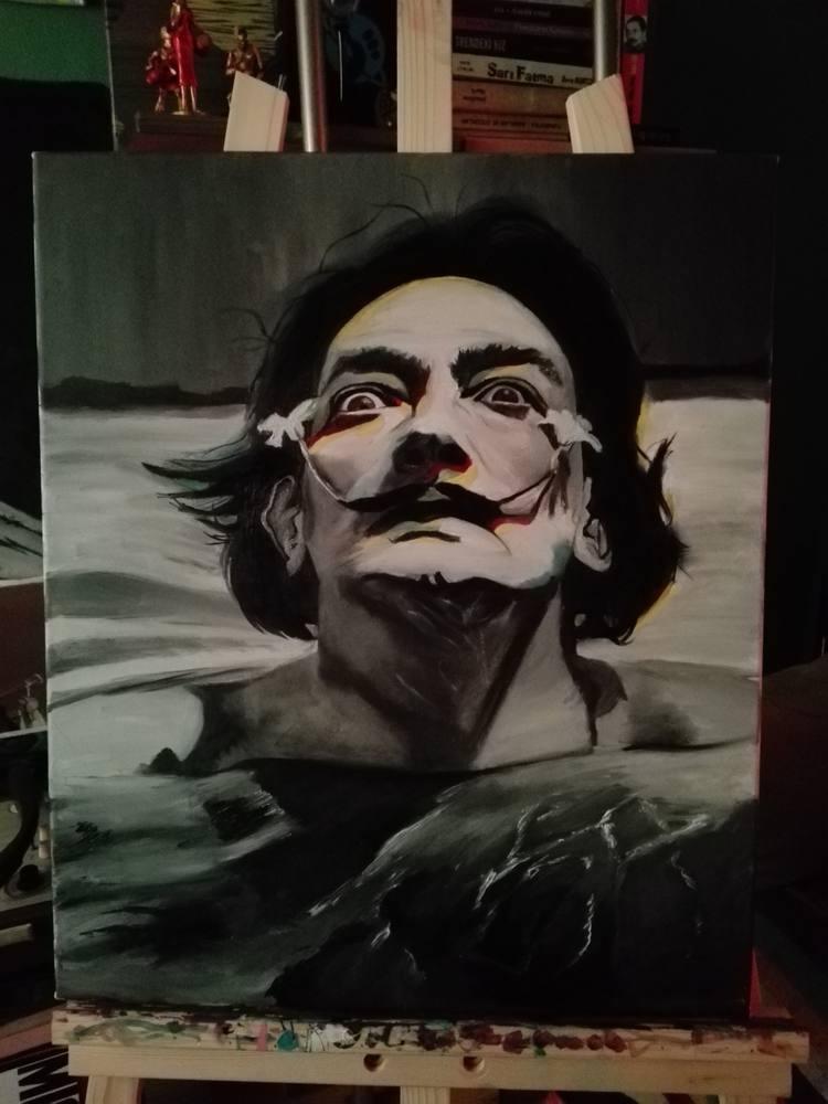Salvador Dali, Original Paintings, , kanvas tablo, canvas print sales