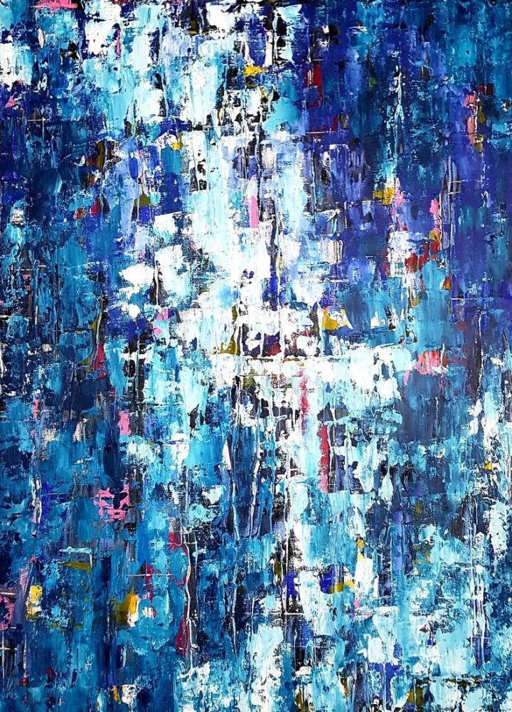 Water, Original Paintings, , kanvas tablo, canvas print sales