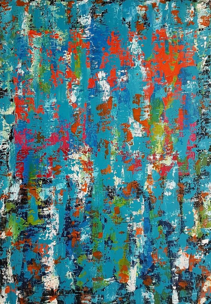 Eskime, Original Paintings, , kanvas tablo, canvas print sales