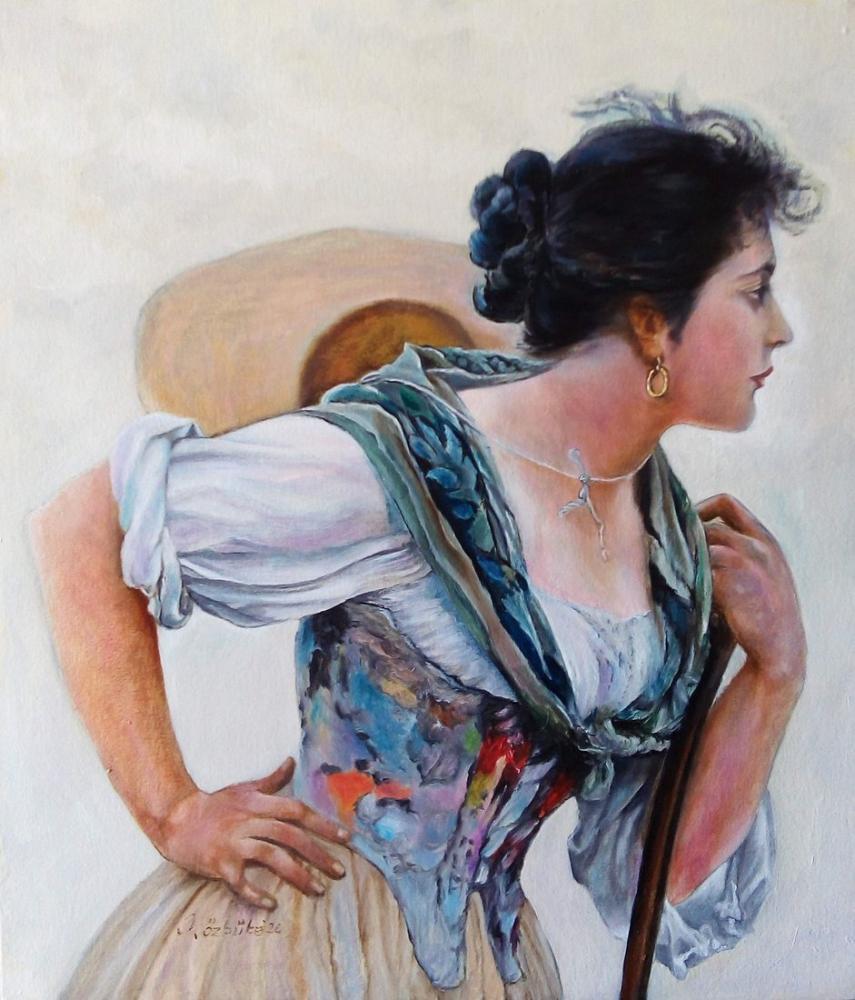 Umutlu ve Öfkeli, Reprodüksiyon Tablo, , kanvas tablo, canvas print sales