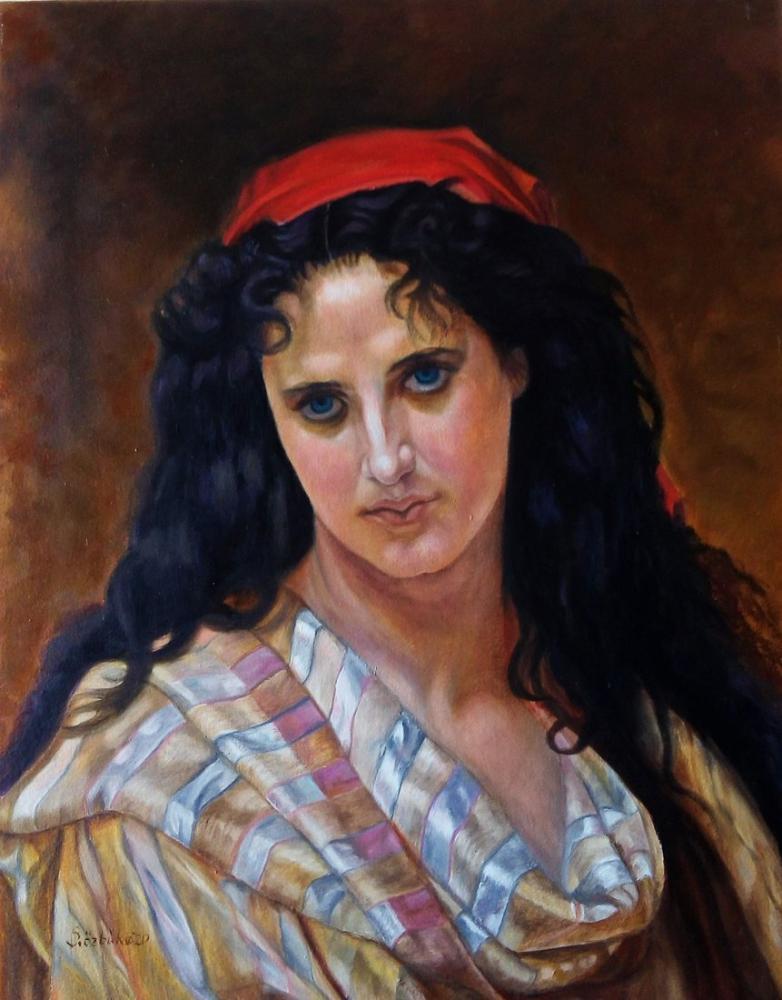 Striking Eyes, Reproduction Paintings, , kanvas tablo, canvas print sales