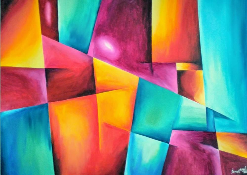 Breaks, Original Paintings,