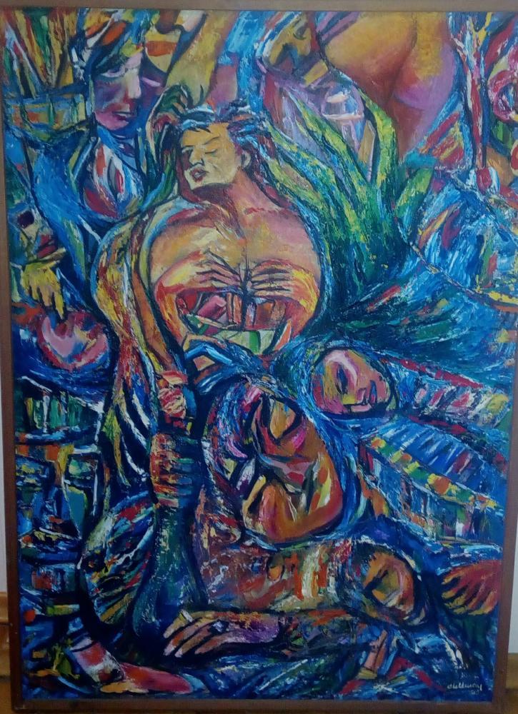 Ali Umay Painting, Original Paintings, , kanvas tablo, canvas print sales
