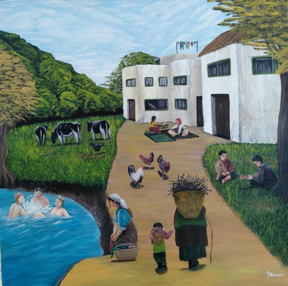 Life, Original Paintings, , kanvas tablo, canvas print sales