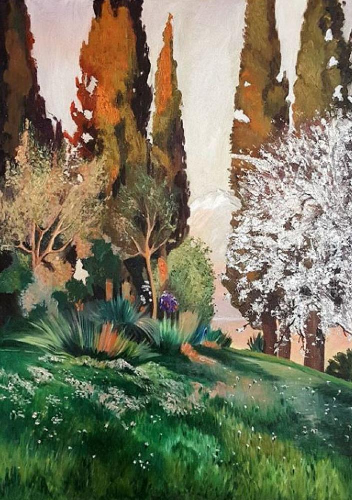 Four Season, Reproduction Paintings, , kanvas tablo, canvas print sales