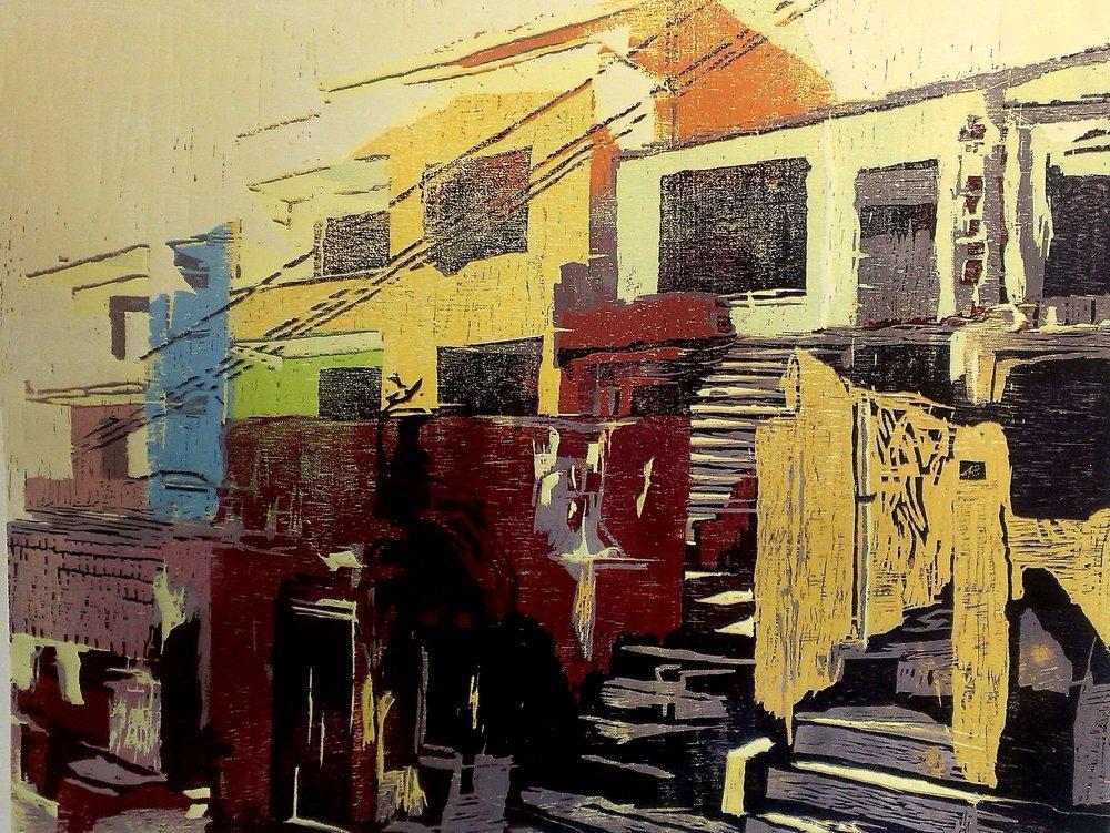 1453 Neighborhood, Photos, , kanvas tablo, canvas print sales