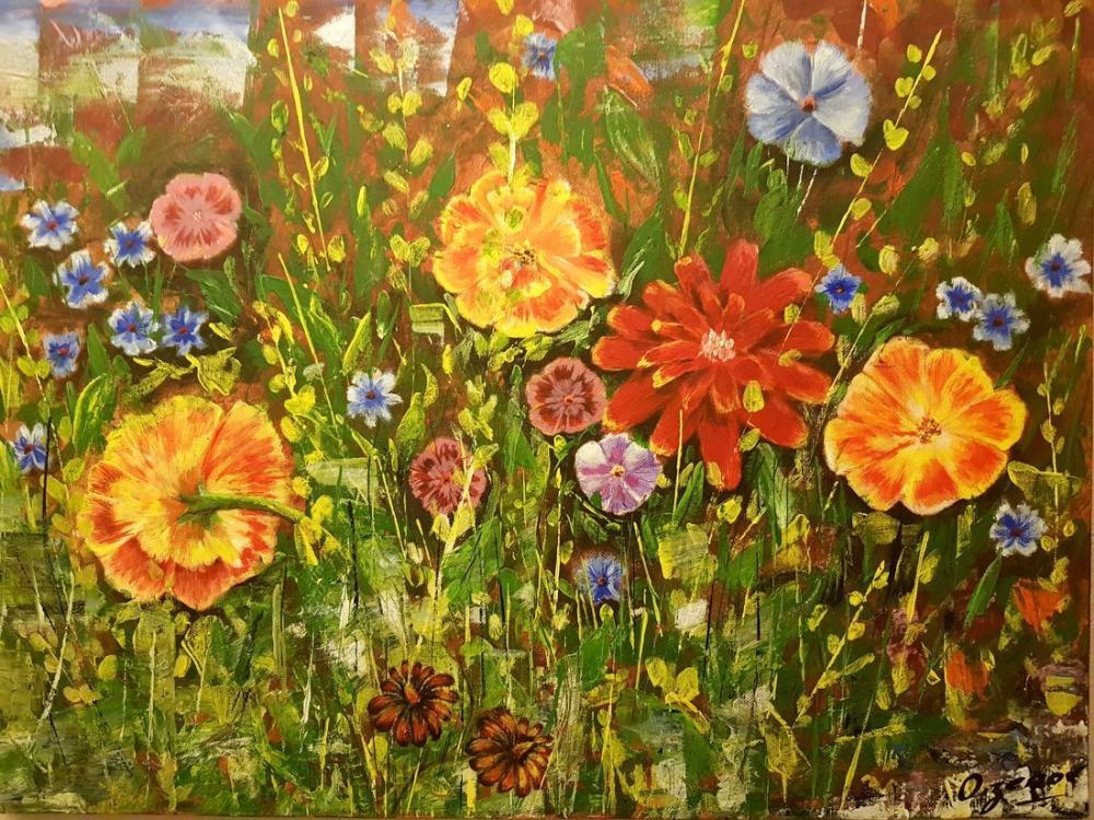 Doğa 5, Dekoratif El Sanatları, , kanvas tablo, canvas print sales