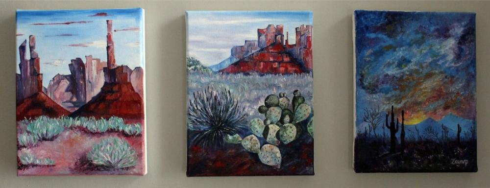 Monument Valley, Reproduction Paintings,