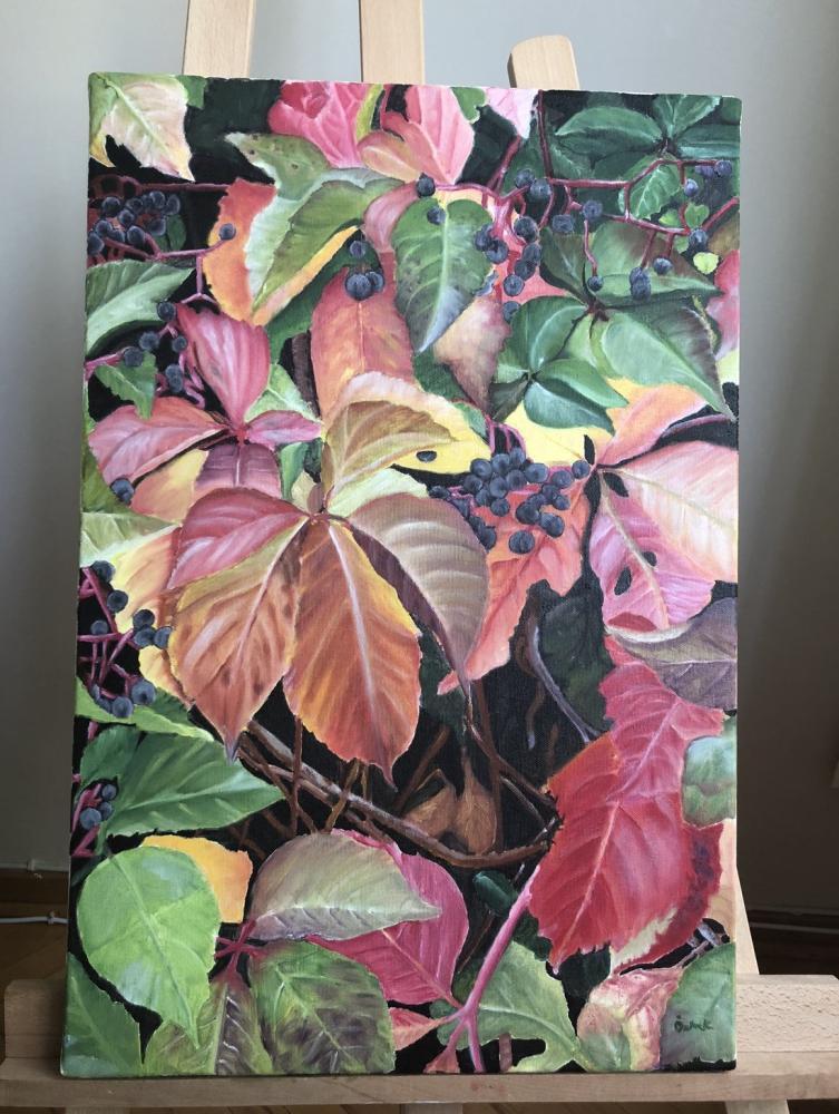 Spring Time, Original Paintings,