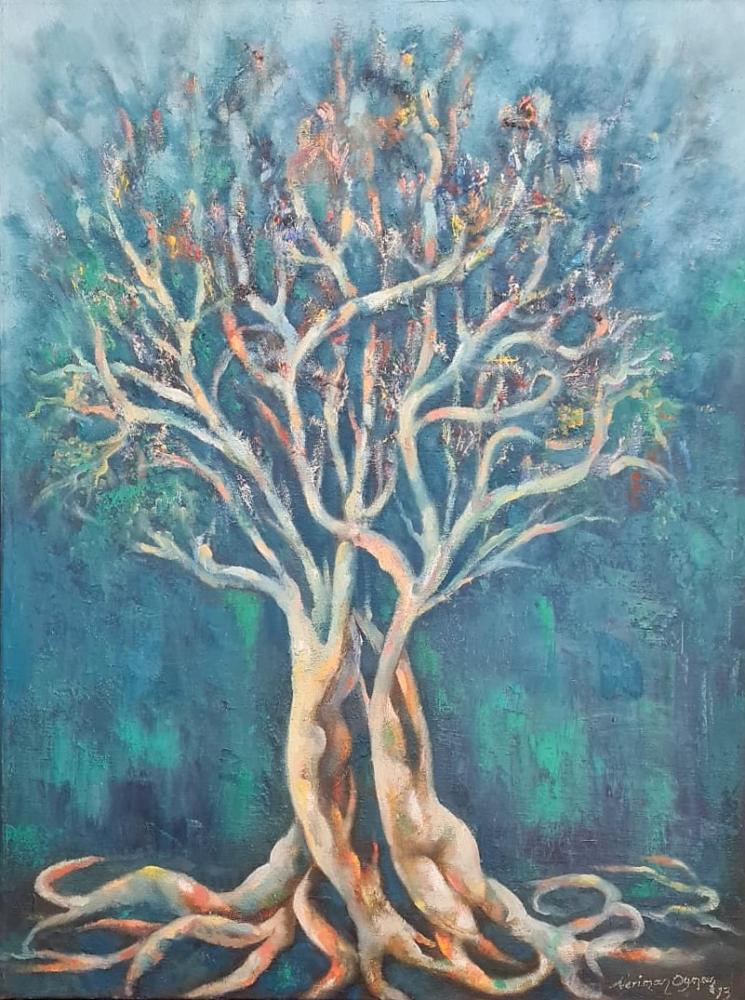 The Tree of Life by Neriman Oyman