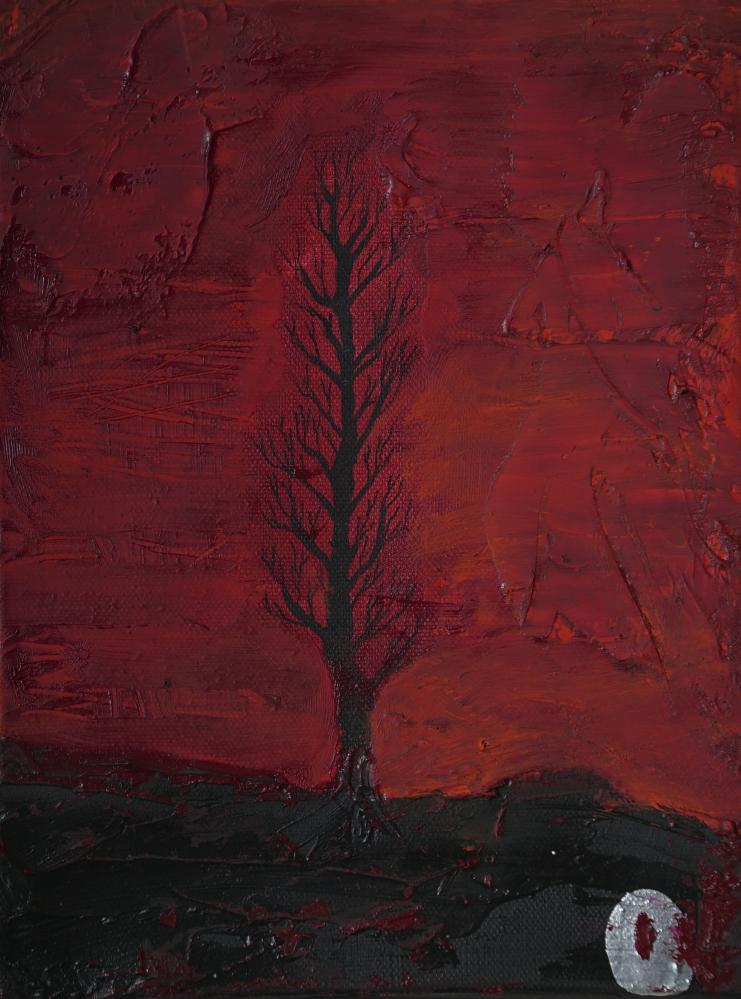 Young Tree 1, Kıvanç Nalça