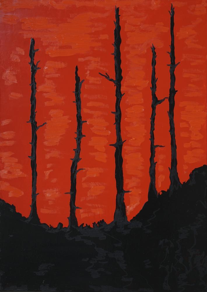 Burning 2, Kıvanç Nalça