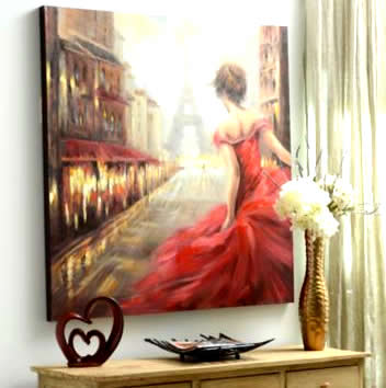 What Is Canvas Paintings How To Make A Canvas Print Canvas
